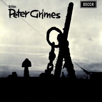 Cover Britten: Peter Grimes