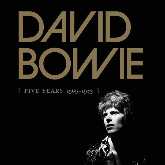 Cover Five Years (1969 - 1973) Remastered