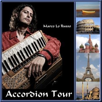 Cover Accordion Tour (Remaster)