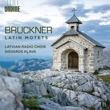 Cover Bruckner: Latin Motets