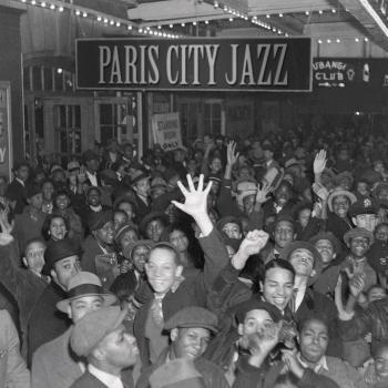 Cover Paris City Jazz