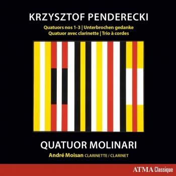 Cover Penderecki: Chamber Works