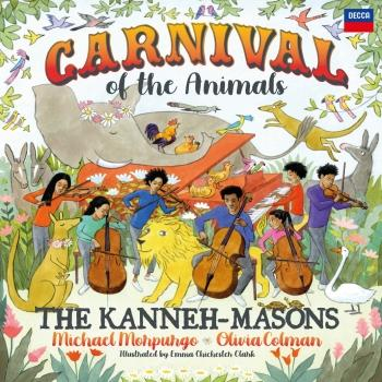 Cover Carnival of the Animals