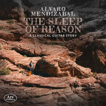 Cover The Sleep of Reason: A Classical Guitar Story