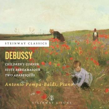 Cover Debussy: Piano Works
