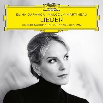 Cover Schumann & Brahms Lieder