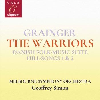 Cover Grainger: The Warriors, Danish Folk-music Suite, Hill-songs 1 & 2