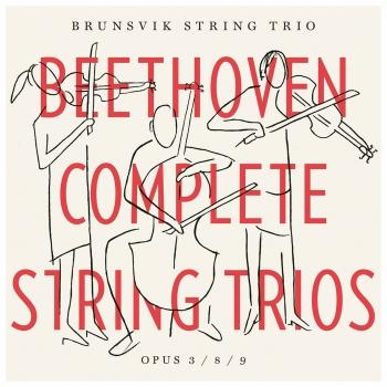 Cover Beethoven: Complete String Trios
