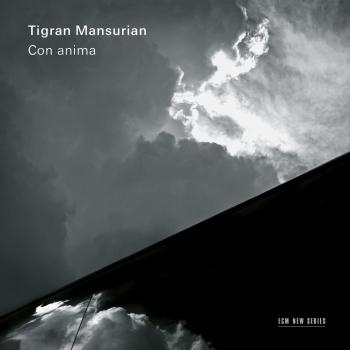 Cover Tigran Mansurian: Con anima
