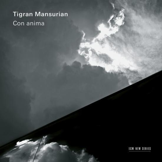Cover Tigran Mansurian: Con anima