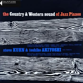 Cover The Country & Western Sound of Jazz Pianos (Remastered)