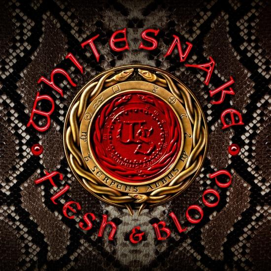 Cover Flesh & Blood