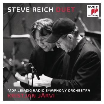 Cover Steve Reich - Duet