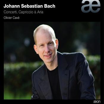 Cover Bach: Concerti, Capriccio & Aria
