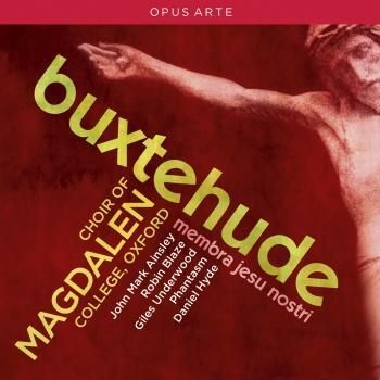 Cover Buxtehude: Membra Jesu nostri BuxWV75