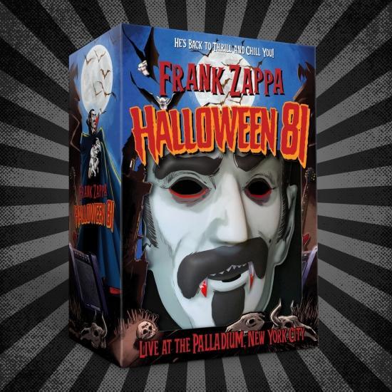Cover Halloween 81 (Remastered) (Live At The Palladium, New York City, 1981)