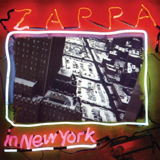 Cover Zappa In New York (Remastered) (Live / 40th Anniversary / Deluxe Edition)