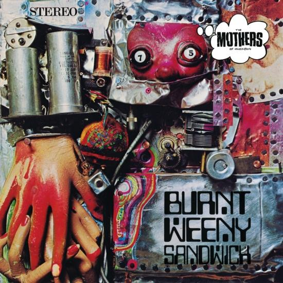 Cover Burnt Weeny Sandwich (Remastered)