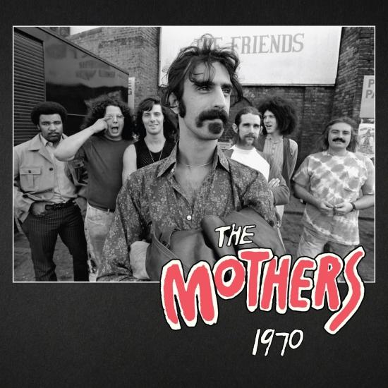 Cover The Mothers 1970 (Remastered) (Live)
