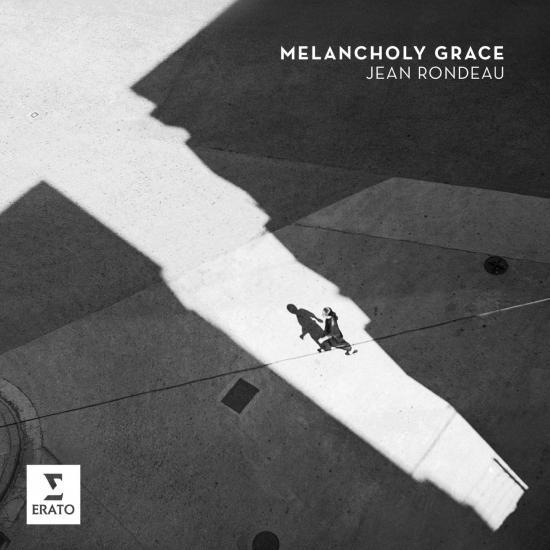 Cover Melancholy Grace