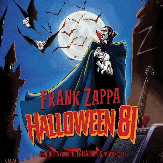 Cover Halloween 81 (Remastered) (Highlights From The Palladium / Live)