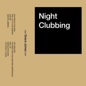 Cover Nightclubbing (Remastered)