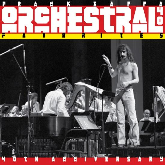 Cover Orchestral Favorites (Remastered) (40th Anniversary)