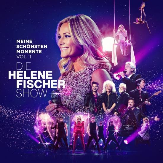 Cover Die Helene Fischer Show - Meine schönsten Momente (Vol. 1)