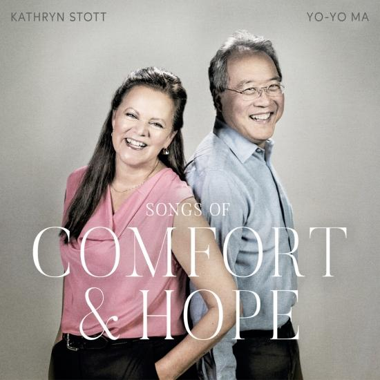 Cover Songs of Comfort and Hope