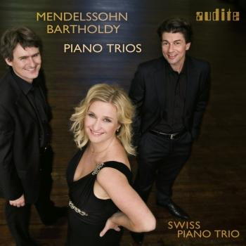 Cover Mendelssohn Bartholdy: Piano Trios