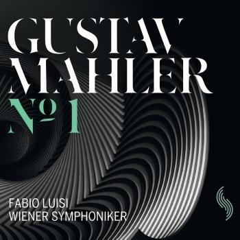 Cover Mahler: Symphony No. 1