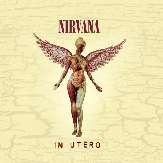 Cover In Utero - 20th Anniversary
