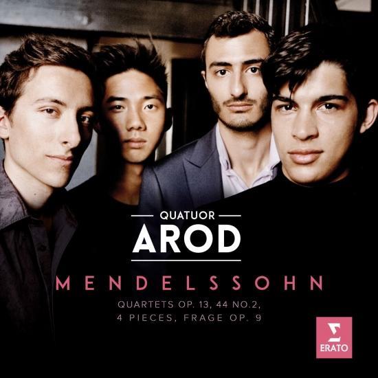 Cover Mendelssohn