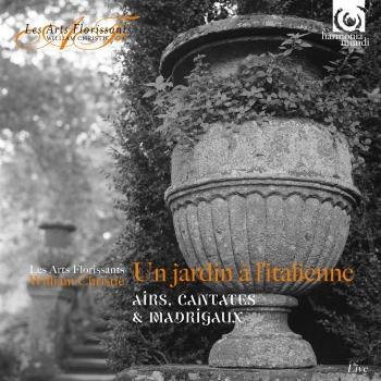 Cover In an Italian Garden: Aria, Cantatas & Madrigals