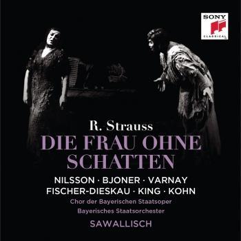 Cover Strauss: Die Frau ohne Schatten, Op.65 (Remastered)