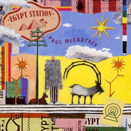 Cover Egypt Station