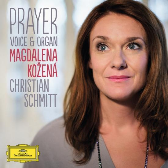 Cover Prayer: Voice & Organ