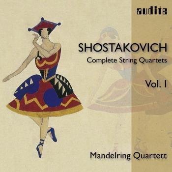 Cover Shostakovich: Complete String Quartets, Vol. I
