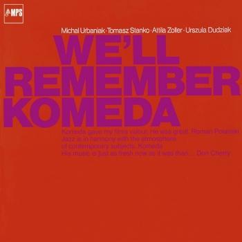 Cover We'll Remember Komeda