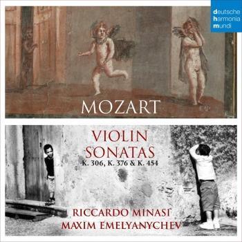 Cover Mozart: Violin Sonatas