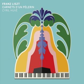 Cover Liszt: Carnet d'un Pèlerin