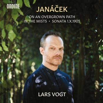 Cover Janáček: Piano Works