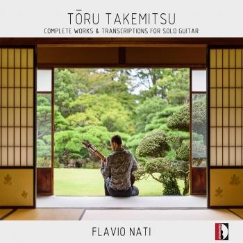 Cover Tōru Takemitsu: Complete Works & Transcriptions for Solo Guitar