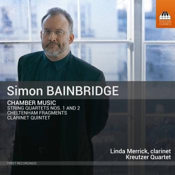 Cover Simon Bainbridge: Chamber Music