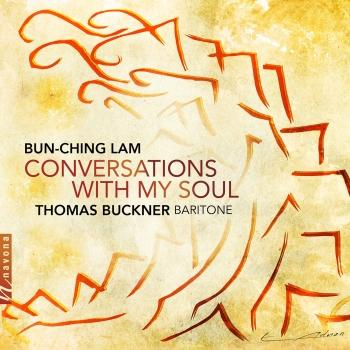 Cover Bun-Ching Lam: Conversations with My Soul