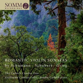 Cover Romantic Violin Sonatas