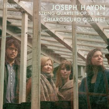 Cover Haydn: String Quartets, Op. 76 Nos. 4-6