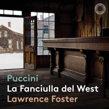 Cover Puccini: La fanciulla del West, SC 78