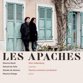 Cover Les Apaches