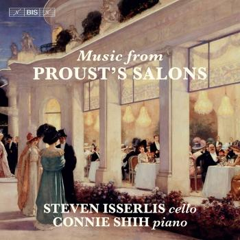 Cover Cello Music from Proust's Salons